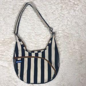 Kavu Canvas across-Body/ Shoulder Bag